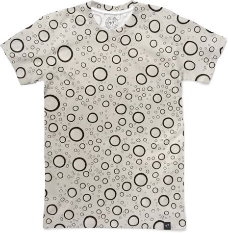 Raindrops by #OneArtsyMomma - Women's or Men's T-Shirts