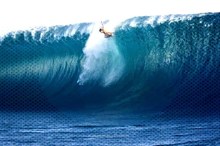 laird hamilton tow in searching Teahupoo: Bruce Irons is ready to flavour the Tahitian reef
