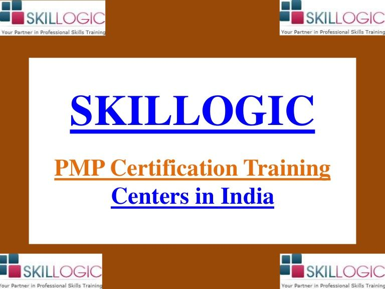 Details Of Skillogic Pmp Training Centers In India