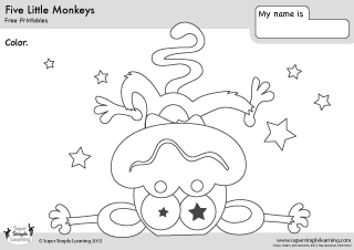 1000 images about nursery rhythm 5 little monkey on pinterest