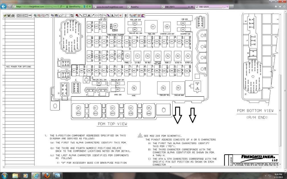 Fuse Box Diagram For 99 Lincoln Town Car