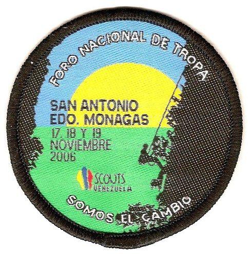 Foro Nacional de Tropa - Somos El Cambio. San Antonio Edo. Monagas. Noviembre 2005.