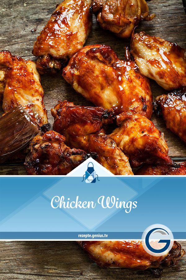 Chicken Wings • Genius Rezeptwelt