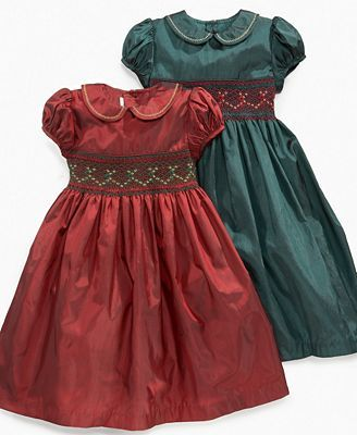 Bonnie Jean Christmas Outfits.Christmas Dresses For Toddler Girls Bonnie Jean Kids Dress