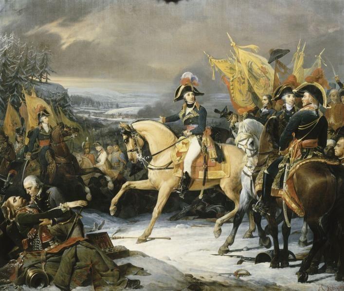 Bataille De Hohenliden Par Schopin Napoleon Bonaparte Napoleon Bataille Et Revolution Francaise
