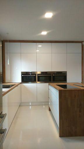 Pochwalcie Sie Swoimi Kuchniami Wnetrza Kitchen Kitchen Cabinets Home Decor
