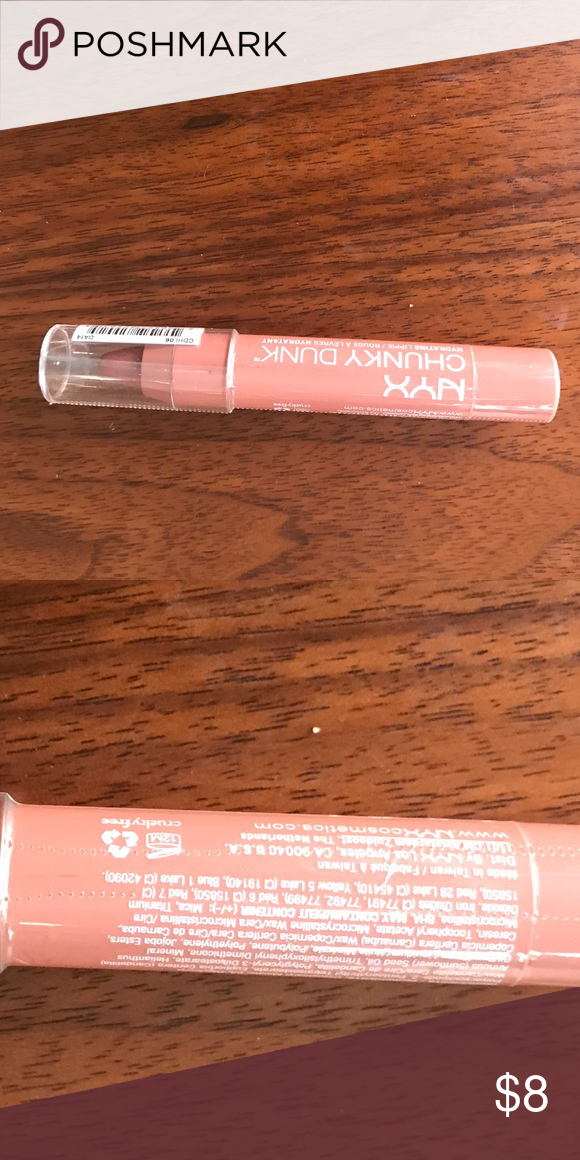 NWT NYX Nude Matte Lip Stain Color Stays In NYC