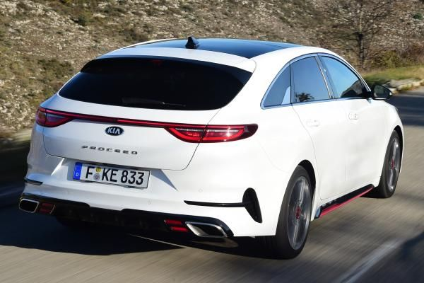 New Kia Proceed Gt 2019 Review Coole Autos Autos