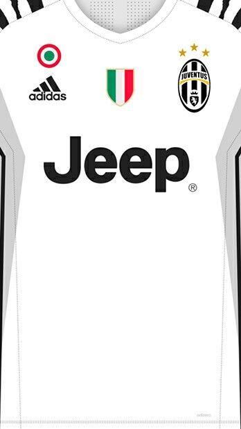 Juventus 16-17 kit alternative
