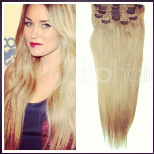 Doesnt Lauren Conrad Look Gorgeous With Long Hair Extensions Get