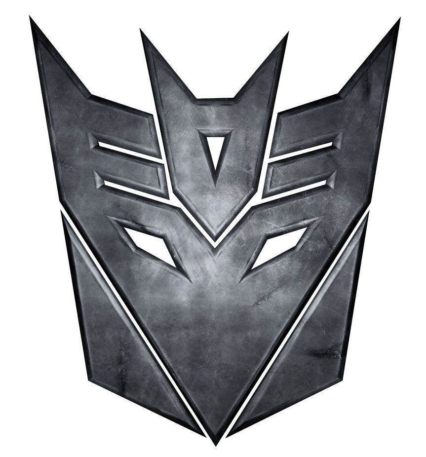 Transformers decepticons logo by jasta-ru | mitchell | Pinterest ...