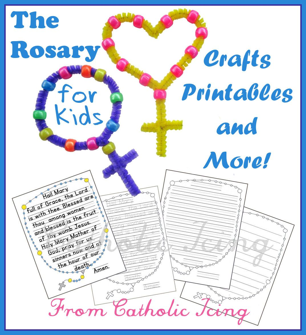 Living The Liturgical Year With Kids October