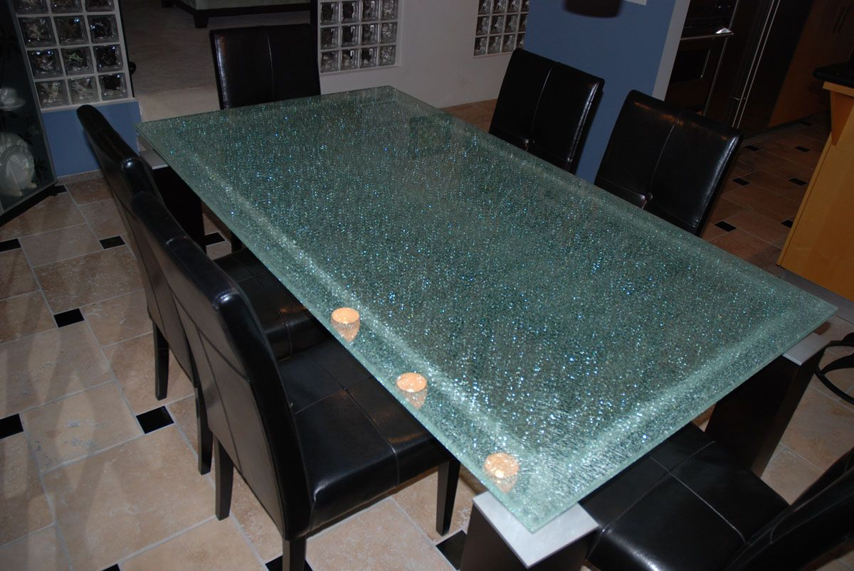 Shattered Glass Table Coffee Table Glass Coffee Table Glass Table
