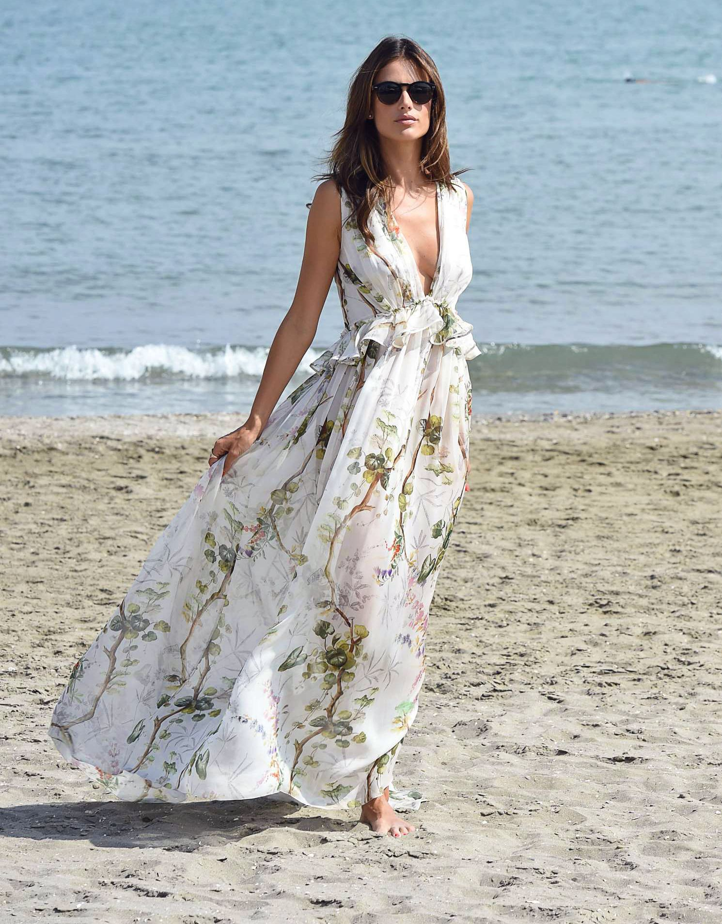 Alessandra Ambrosio at 2015 Venice Film Festival