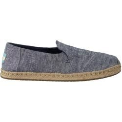 Photo of Toms Espadrilles Deconstructed Alpargata Rope Blue Toms