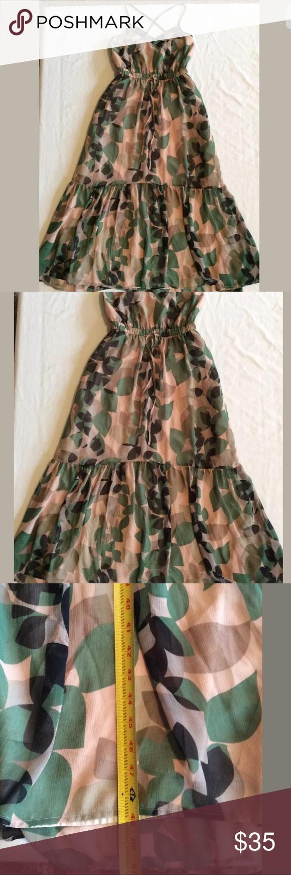 Gap Maxi Dress Camouflage Gap Women S Size Xs Army Green Tan Beige Camouflage Long Maxi Dress Spaghetti Straps Empire Gap Maxi Dress Gap Dress Maxi Dress [ 1740 x 580 Pixel ]