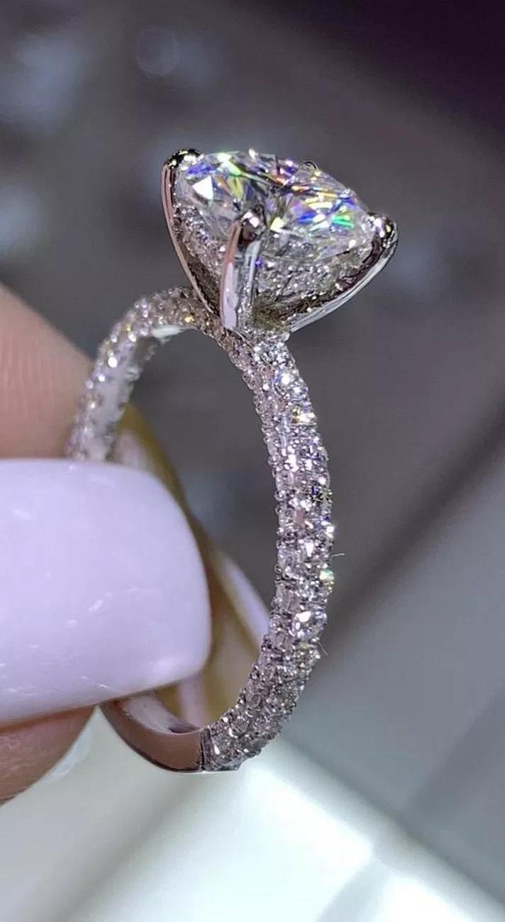 52 Uncommonly Beautiful Diamond Wedding Rings Weddingrings