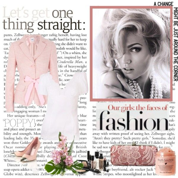 Classic Pink, created by jcassitt.polyvore.com