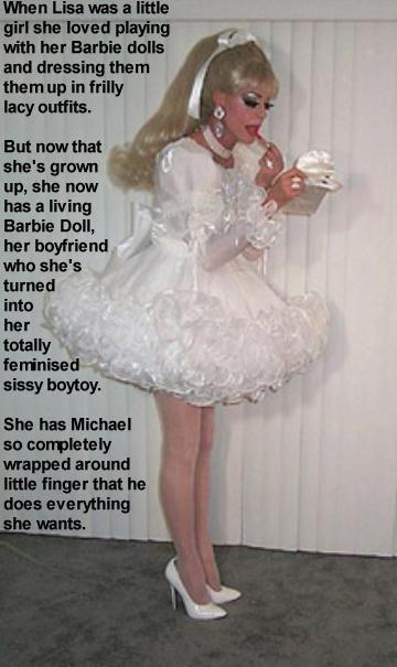 sissy  girl oops