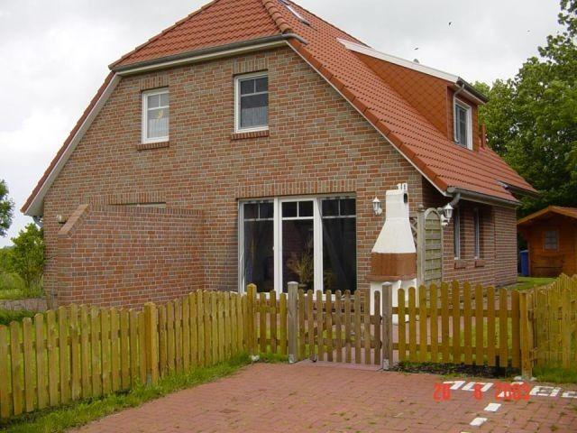 Gemütlich eingerichtetes Ferienhaus Ferienhaus Wattwurm in