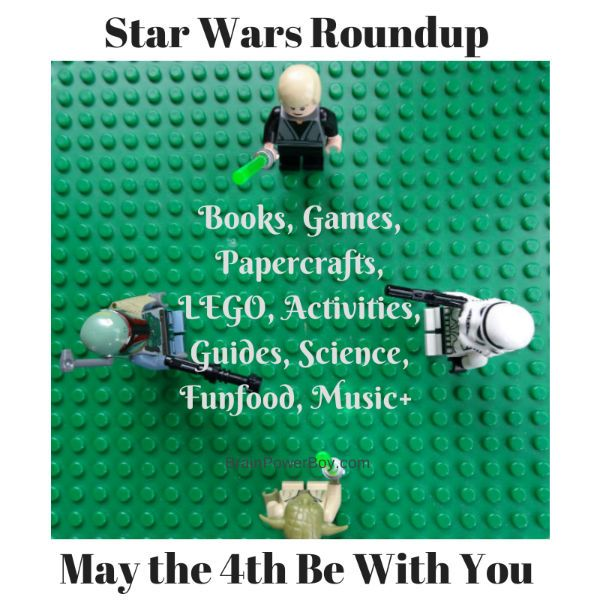 Fun Ideas For Star Wars May The 4th Be With You Day Or Any