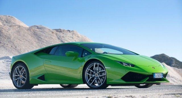 Lamborghini Huracan   Consumer Car News
