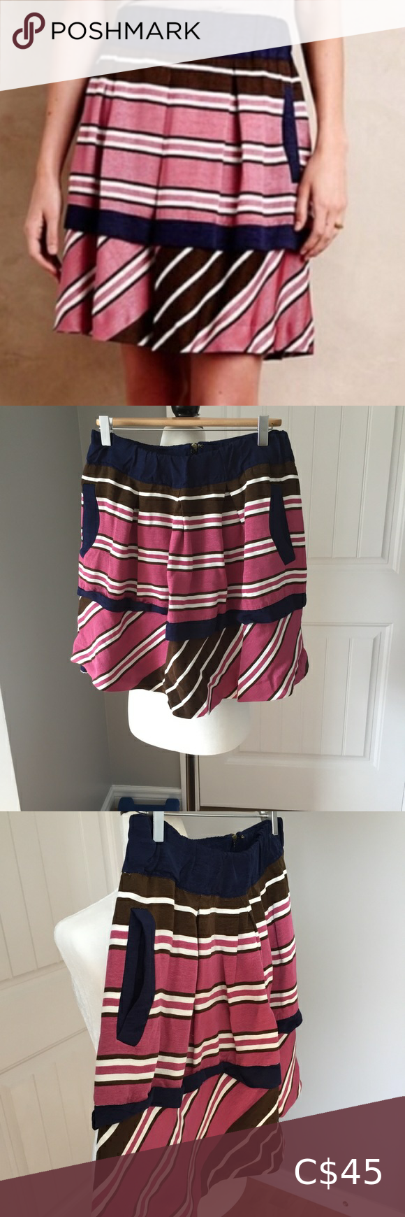 MAEVE by Anthropologie Skirt