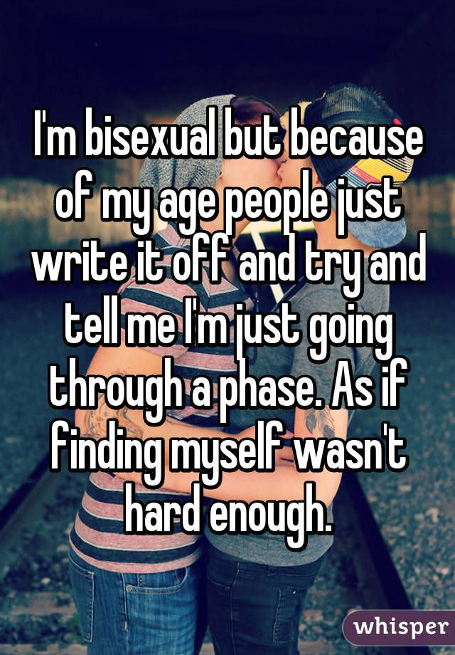 Bisexual Tell Should May Be Girlfriend That I I My