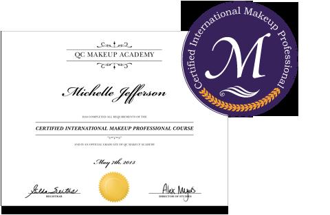 cimp professional makeup artist certification make up