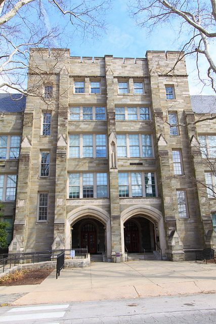 34e107b1489 Anderson Hall at West Chester University West Chester University