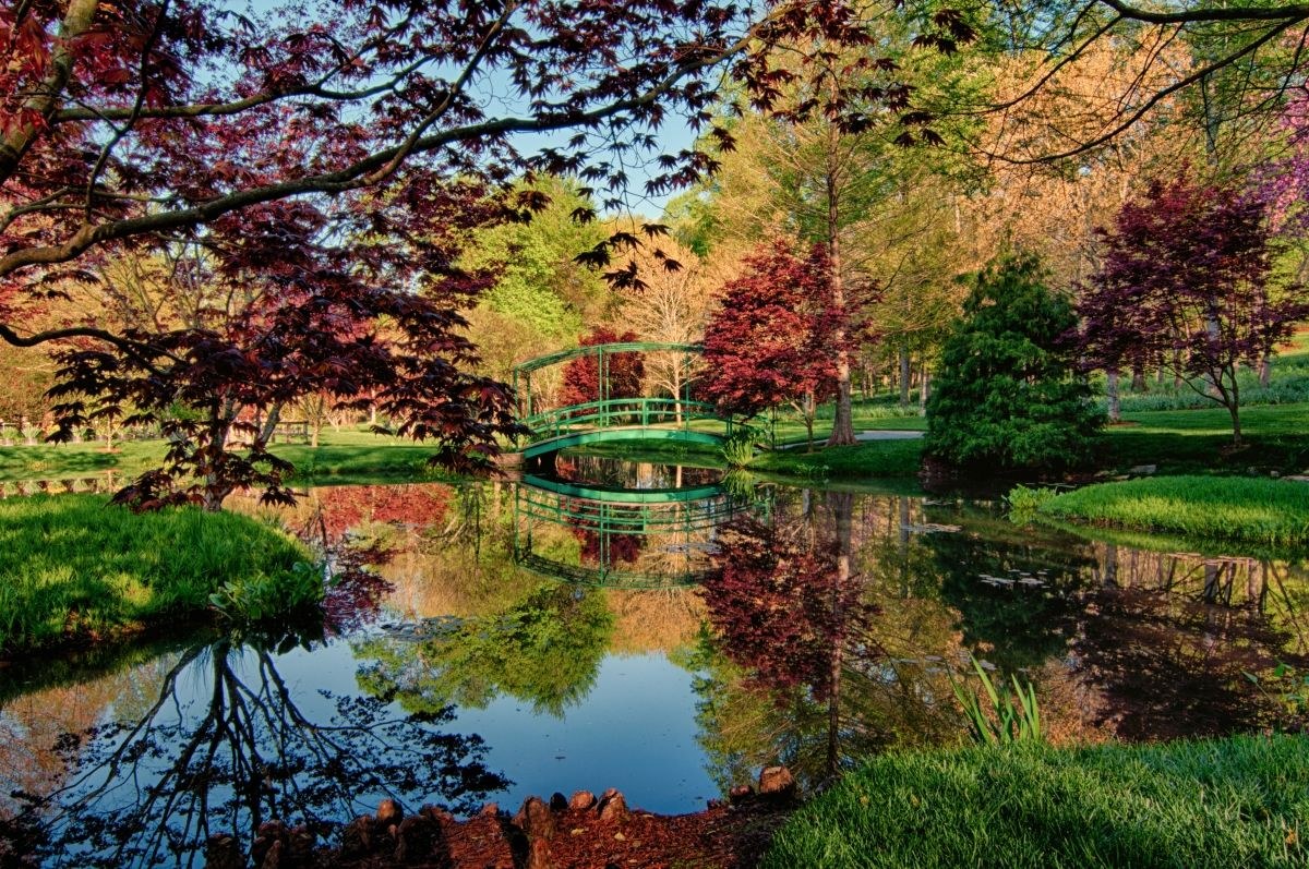 Learn more about our World Class Gardens and the beautiful variety ...