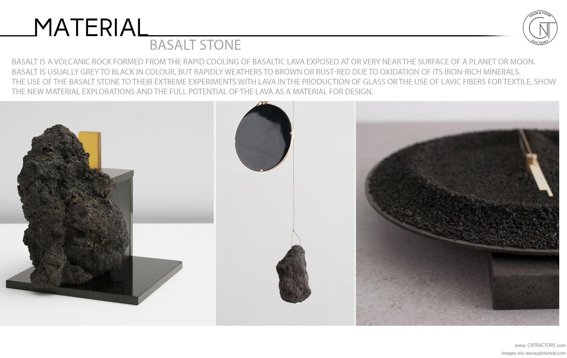 Basalt Stone Finish Automotive Trim Design Trends Basalt Stone Basalt Rubber Mat