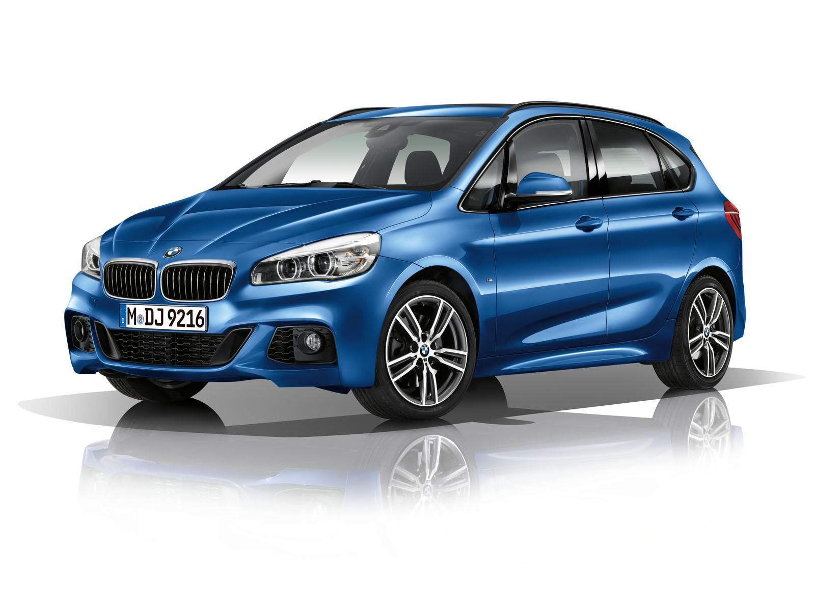 2014 BMW 2Series Active Tourer M Sport Picture 1