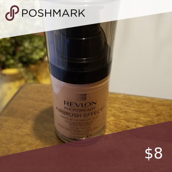 Revlon Photoready Airbrush Effect 005 Natural Beig in 2020