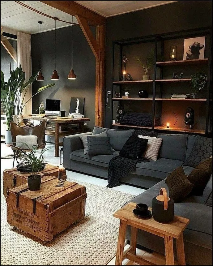 Relax With Cozy Home Decor Ideas In 2020 Interior Design Living