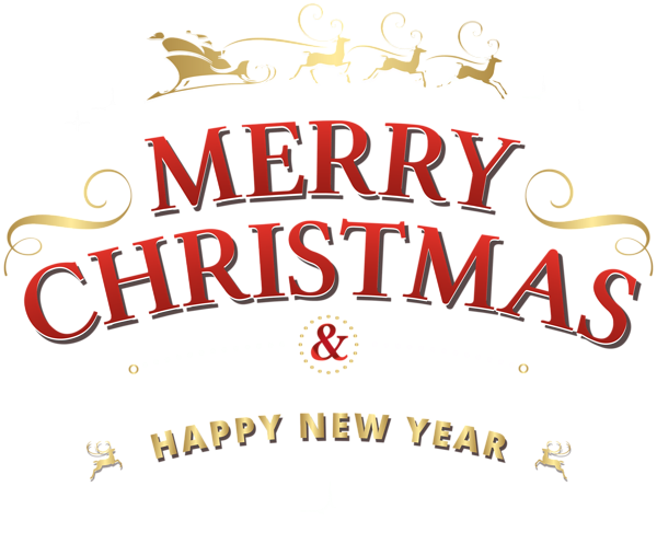 Merry Christmas Happy New Year Free Png Images Free Digital Image Download Upcrafts Design Merry Christmas Text Merry Christmas And Happy New Year Christmas Text
