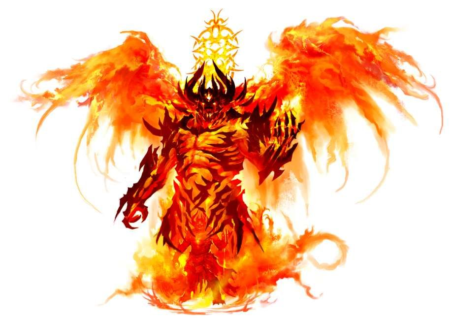 Fire Elemental | Male Monsters | Pinterest | Guild wars
