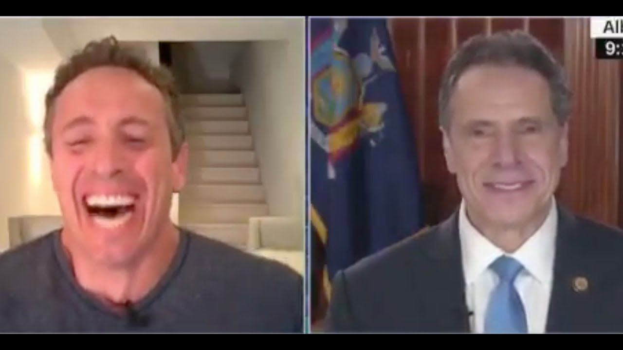 Gov Cuomo Threatens To End Interview With Brother Chris Over Embarrassi In 2020 Chris Cuomo Interview Governor