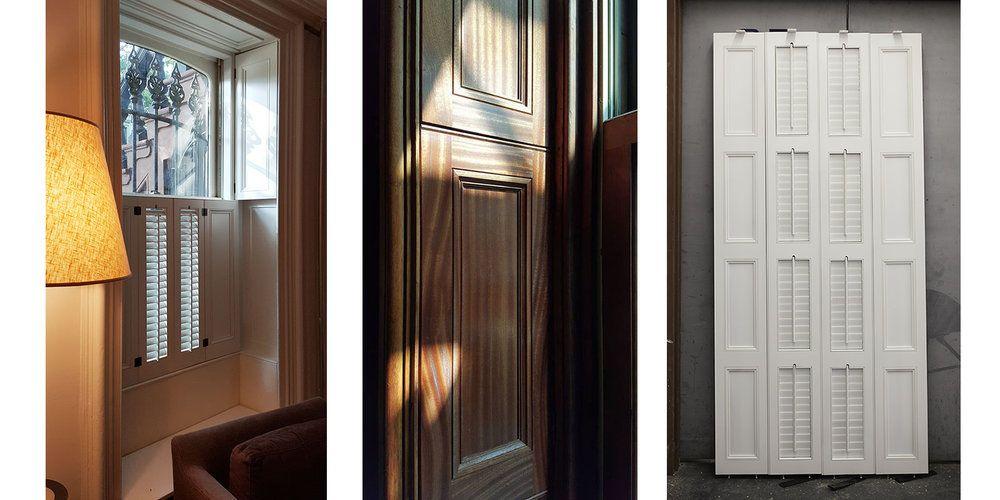New York City Pocket Shutters Home Decor Windows Shutters