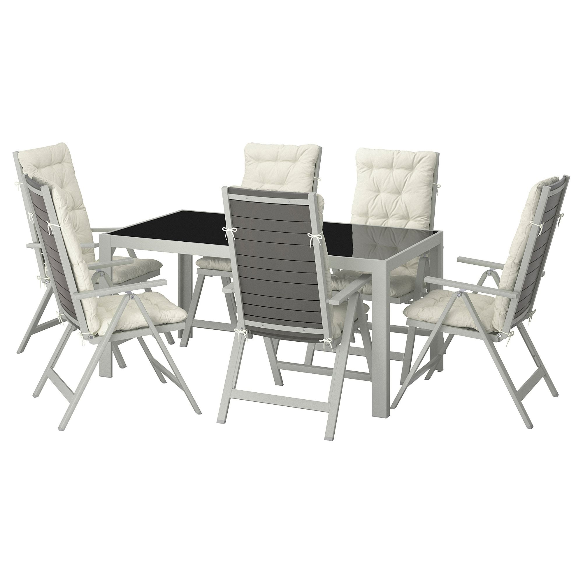 Tremendous Ikea Sjalland Glass Kuddarna Beige Table 6 Reclining Unemploymentrelief Wooden Chair Designs For Living Room Unemploymentrelieforg