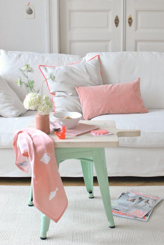 styling - colours! DécoLe salon / salle à manger Pinterest