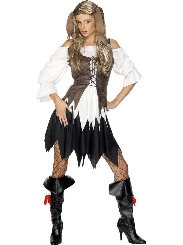 Pirate costume ideas that are AWESOME!!!!!! Halloween Costumes - halloween costumes for girls ideas