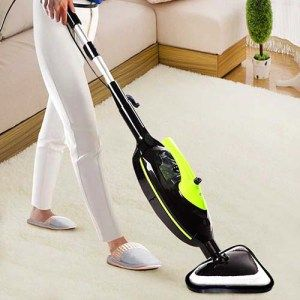 skg 1500w nonchemical 212f hot steam mops carpet and floor cleaning machine
