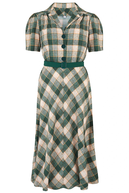 Vintage Inspired Dresses Clothing Uk In 2020 Vintage Inspired Dresses Vintage Style Dresses Retro Vintage Dresses
