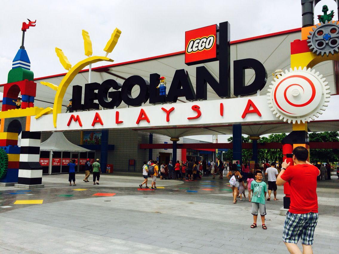 Legoland Malaysia (Dengan gambar)