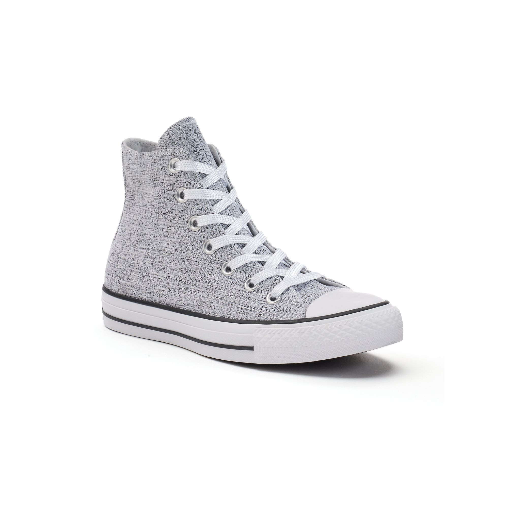 Women s Converse Chuck Taylor All Star Sparkle Knit High-Top Sneakers 4ae58d33e