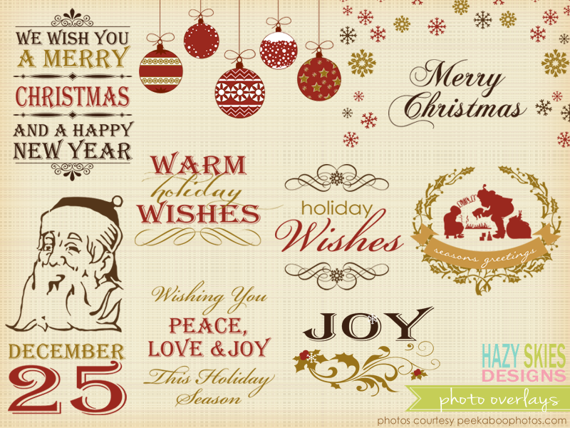Christmas Card Templates Word Digital Frames  Pinterest  Overlays Photography Templates And .