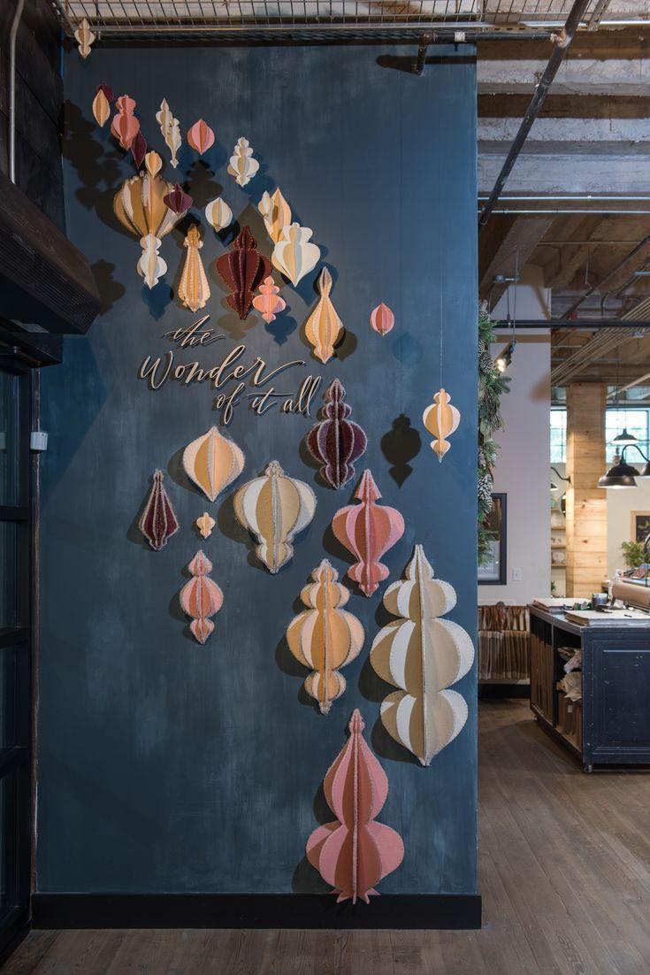 Winter Install at Magnolia Market #cactuswithflowers Winter Install at Magnolia Market #artinstallation