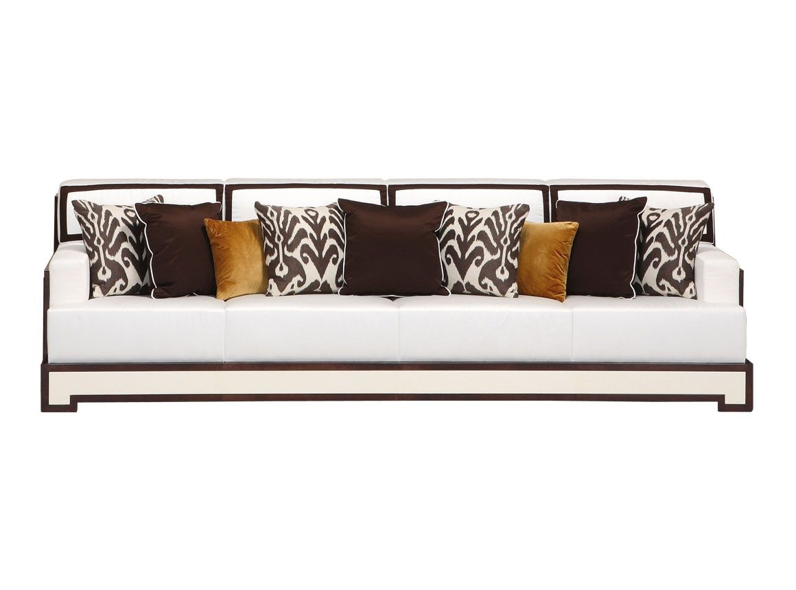 Sofa Colour Combination Gray Leather Tailored Edges And A Chic Offers The