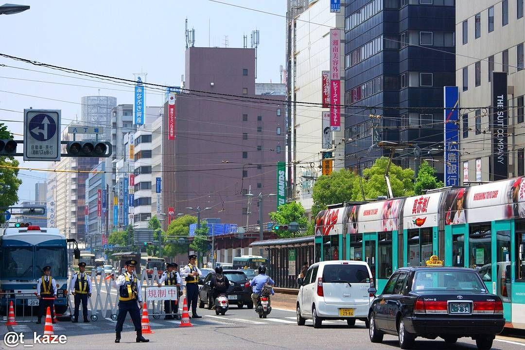 規制 広島 市 内 交通